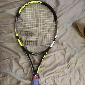 Babolat tennis racquet evoke 102